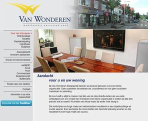 website van wonderen