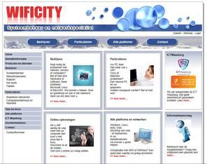 website WifiCity